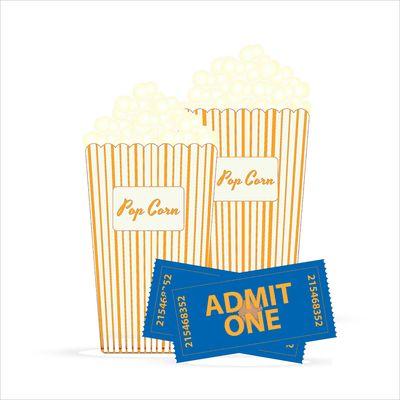 Week 31 – Movie Popcorn